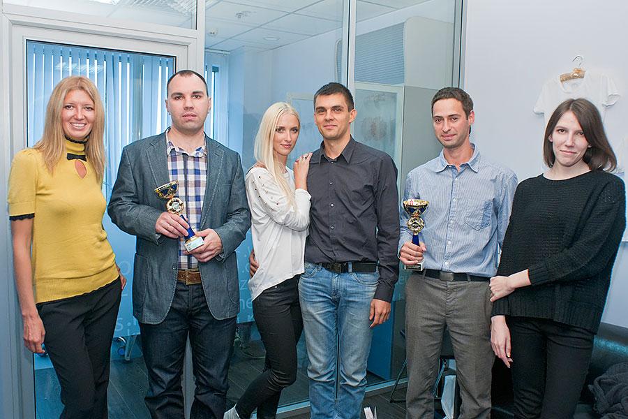 Награждение победителей конкурса «Хочу в Европу!» от компании Рег.ру