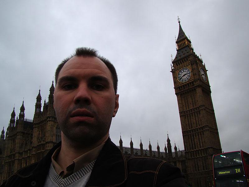 Я в Лондоне
